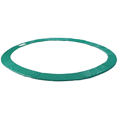 Arebos Trampolin Randabdeckung / 183, 244, 305, 366, 396, 427, 457 oder 487 cm/grün (183 cm)