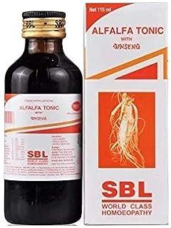 SBL Alfalfa Tonic With Ginseng - 115 ML