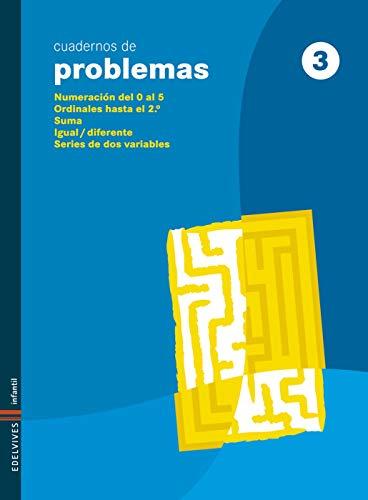 Cuaderno 3 de Problemas (Infantil)