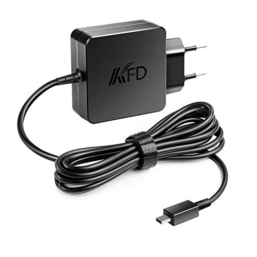 KFD 33W Alimentador Adaptador Cargador Portátil para ASUS Eeebook X205 X205T X205TA E202S E202SA E200HA F205TA R209H X206HA E205SA ADP-33AW B T100Ha TP200S TP200SA Chromebook C201 C201P 19V 1,