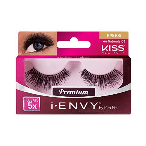i.Envy by Kiss Eye Lash Premium Au Naturale 02 Lashes #KPE10 by Kiss