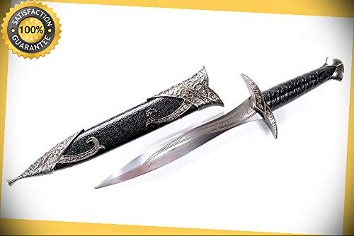 TINY STING SWORD WITH SCABBARD perfect for cosplay outdoor camping