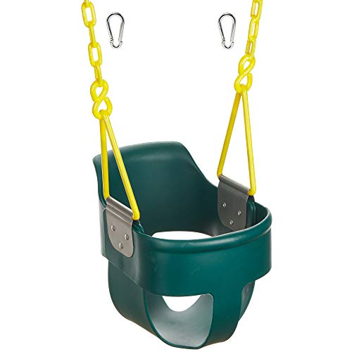 Squirrel Products High Back Full Bucket Toddler...