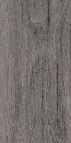 FORBO Allura Click Pro Vinyl Bodenbelag – Vinylboden Klicksystem mit realistischem Holzdekor – Fußboden aus Vinyl zum einfachen Verlegen – Rustic Anthracite Oak, anthrazitfarbene Eiche