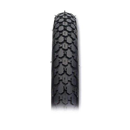 DEESTONE - 31925 : Cubierta neumatico negra bmx 20x2.125