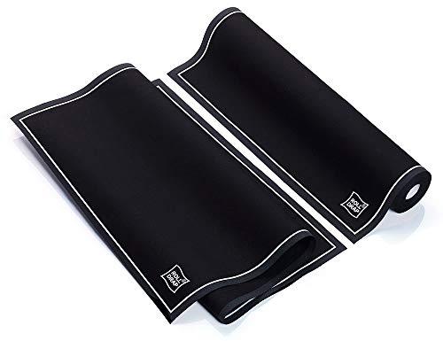 ROLL - DRAP - Rollo paños 40x64 Negro Estandar Profesional Set 10
