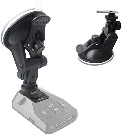 YeeBeny Suction Radar Detector Mount Windshield Dashboard Radar Holder Compatible with Cobra product image