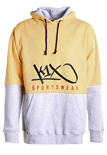 K1X Sportswear Hoody Light Grey Heather XL