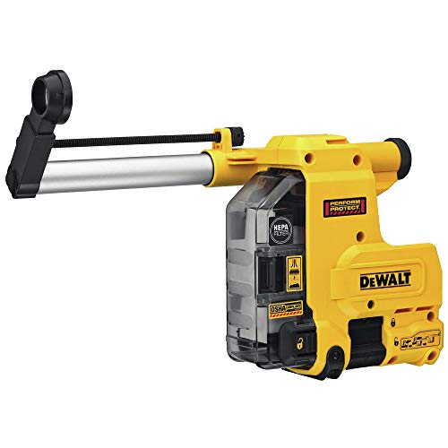 DEWALT Onboard Rotary Hammer Dust Extractor for 1-1/8-Inch SDS Plus Hammers (DWH304DH)