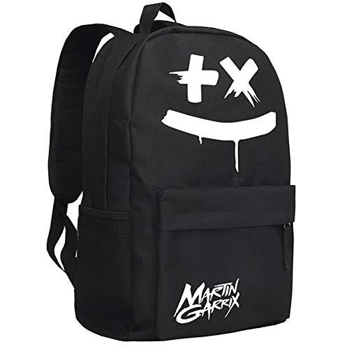 YUNMEI Cotton Candy DJ Backpack Martin Garrix Martin Garrix Top 100 DJ Electronic Music Peripheral Bag Backpack School Bag