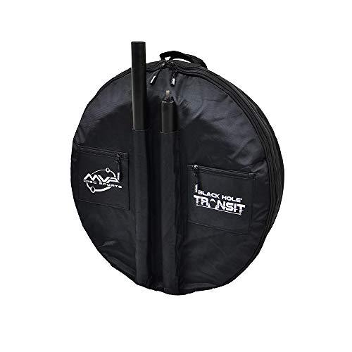 MVP Black Hole Pro 24 Ketten Tragbare Disc Golf Korb Target & Zubehör, Herren, MVP Disc Sports Black Hole Transit Bag (Korb nicht im Lieferumfang enthalten).