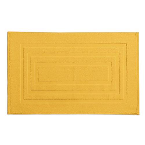 Today Tapis de Bain, Coton, Safran, 85x50 cm