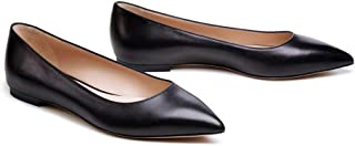 Bella Marie Angie-53 Women`s Classic Pointy Toe Ballet Slip On Flats Shoes