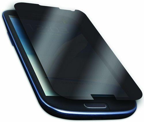 ZAGG invisibleSHIELD PRIVACY Schutzfolie für Samsung Galaxy S III - Screen (Bildschirm)