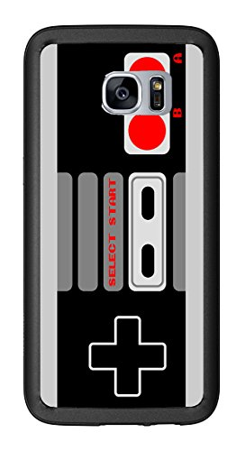 Old School Gaming Controller for Samsung Galaxy S7 Edge G935 Case Cover by Atomic Market