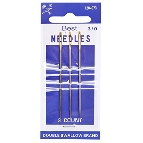 SeniorMar C01-004-00185 Sewing Needles Threading Industrial kit Packing Sewing Needle