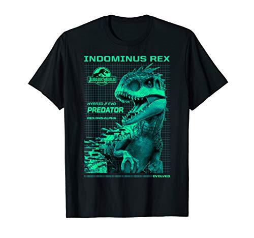 Jurassic World Indominus Rex Hybrid Predator T-Shirt