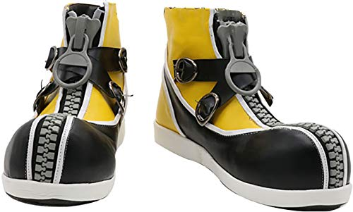 GSFDHDJS Cosplay Bottes Chaussures for Kingdom Hearts 2 Sora