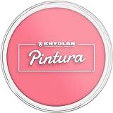 Kryolan Pintura Water Color Schminke 25ml, Farbe: hot pink, 26 Farben, waschbar, vegan, ohne...