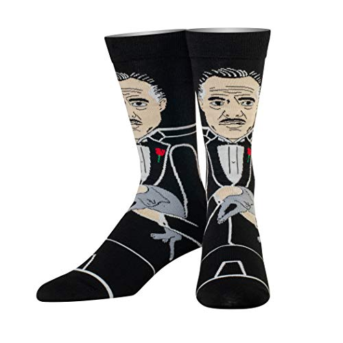 ODD SOX Calcetines unisex The Don (el padrino) - (UE 40-46)