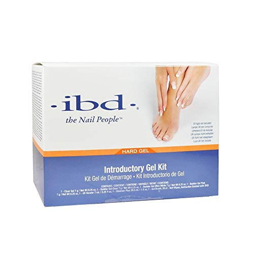 IBD UV Gel Kits, Intro Gel Kit