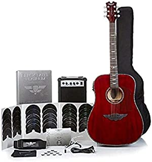 Keith Urban Black Label Platinum Limited Edition 50-PC Guitar Pkg - Acoustic-Electric - Cranberry