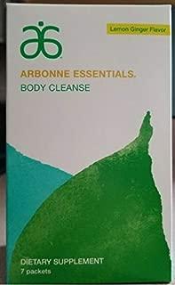 arbonne essential body cleanse