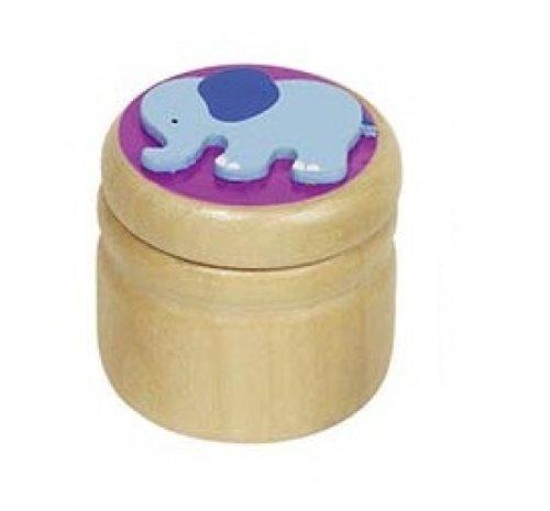 Goki Zahndose aus Holz - Elefant