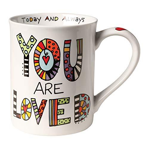 """You Are Loved"" Mug"