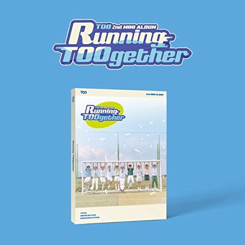 Running Together (incl. 100pg Photobook, Folded Lyrics Sheet,Illustration Sticker, 2pc Photocard, Circular Photocard, Mini Slogan +Photo Ticker)
