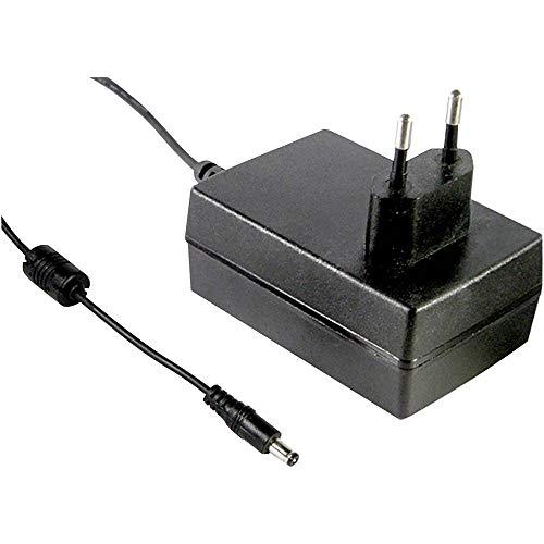 MEANWELL GS25E24-P1J Adaptateur de Puissance & onduleur 25 W Noir - Adaptateurs de Puissance & onduleurs (Universel, 90-264 V, 47/63 Hz, 25 W, 24 V, Noir)