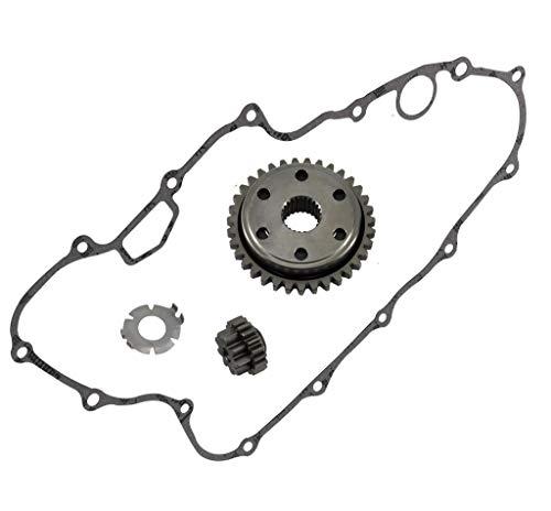 IDEAL Starter Clutch FreeWheel Reduction Gear for Honda TRX450ER TRX 450ER 2006~2014