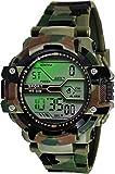 Xotak Army Color Digital Sports Watch Latest Model Military Look Watch for Boys & Men