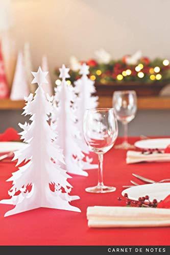 Carnet de notes pour passionné Art de la table: 120 pages lignées | loisir, hobby | Cadeau Anniversaire Noël Adulte Homme Femme Enfant