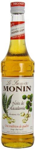 Monin - Noix de Macadamia/Macadamia Nut Syrup - 700ml