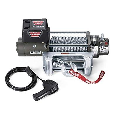 WARN 28500 XD9000 9000-lb Winch,12 Volt