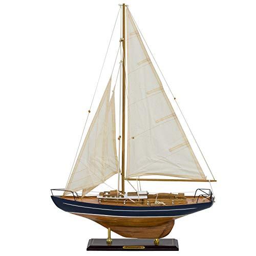 Modelo de Nave Concordia velero Modelos de Barcos 67cm Estilo Antiguo no Hay Kit