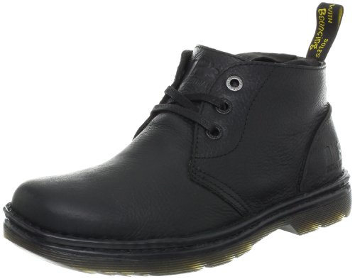 Dr. Martens Men's Sussex Work Boot,Black Bear Track,10 UK/11 M US