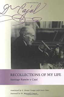 Recollections of My Life (The MIT Press)