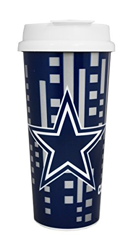 Dallas Cowboys 16 oz Travel Mug
