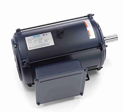 Single Phase 115/208-230V Voltage TEFC Enclosure Baldor L3514T ...
