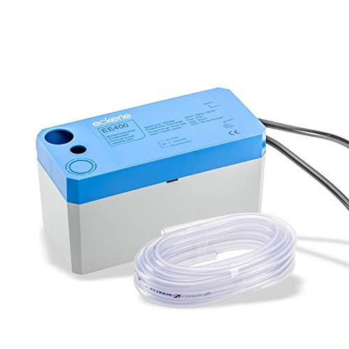 Eckerle Hebeanlage mit Rückschlagventil und kapazitiven Sensoren für Heizung & Klima