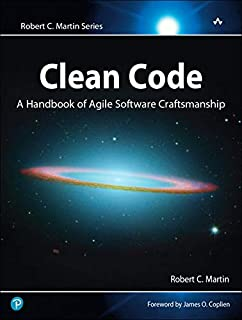 Clean Code: A Handbook of Agile Software Craftsmanship (Robert C. Martin Series) (0132350882) | Amazon price tracker / tracking, Amazon price history charts, Amazon price watches, Amazon price drop alerts