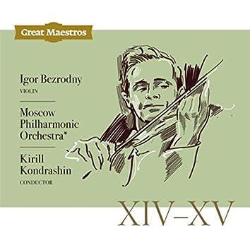 Great Maestros XIV-XV: Igor Bezrodny