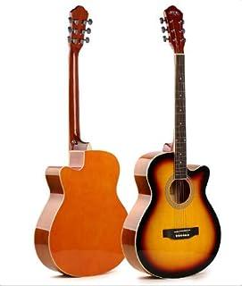"HS-4120 Acoustic Guitar with Bag (41"", BLACK)"