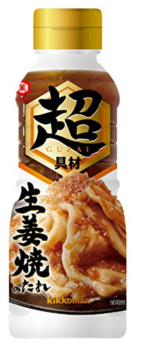 キッコーマン 超生姜焼のたれ 30g 3本
