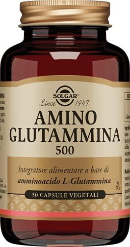 Solgar Amino Glutammina