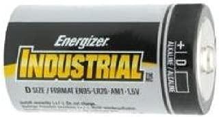 24 x D Energizer Industrial Alkaline Batteries (EN95)