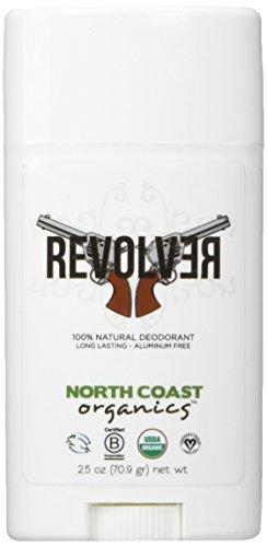 NORTH COAST ORGANICS Revolver Organic Deodorant,.2.5oz