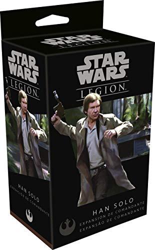 Fantasy Flight Games- Star Wars Legion: Han Solo - Español, Multicolor (FFSWL20)
